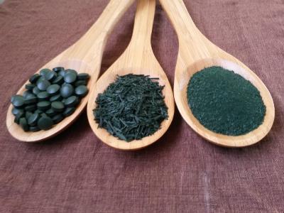 Spiruline Chlorella : Acheter - Comprimés - Effets secondaires |  Quels sont les avantages