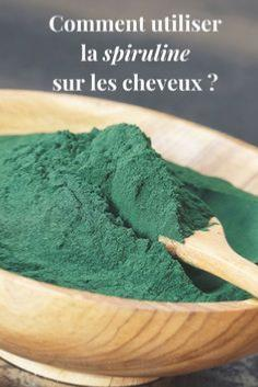photo spiruline cheveux